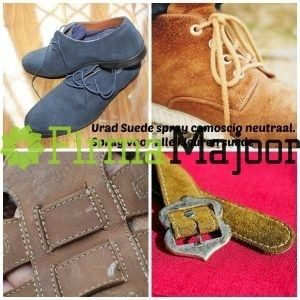 Urad suede spray camoscio neutraal 200
